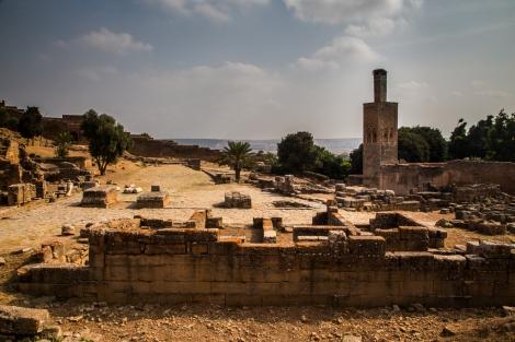 Chellah - Rabat, Morocco