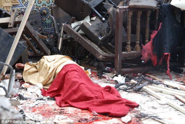 Marrakech attentato al caff argana un anno dopo my for Argana moroccan cuisine