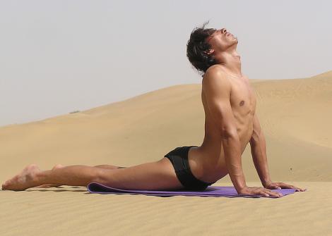 yogadesert