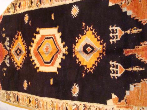 Tappeti berberi: ancestrali e senza tempo.  My Amazighen ...
