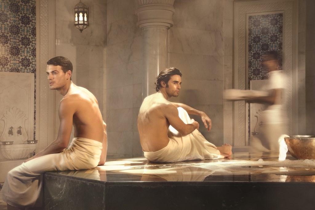 Gli hammam dall antica roma al maghreb odierno my - Il bagno turco dipinto ...